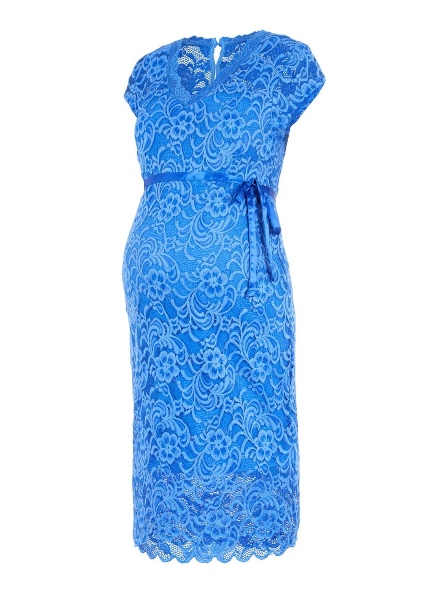 MAMALICIOUS Šaty  modré