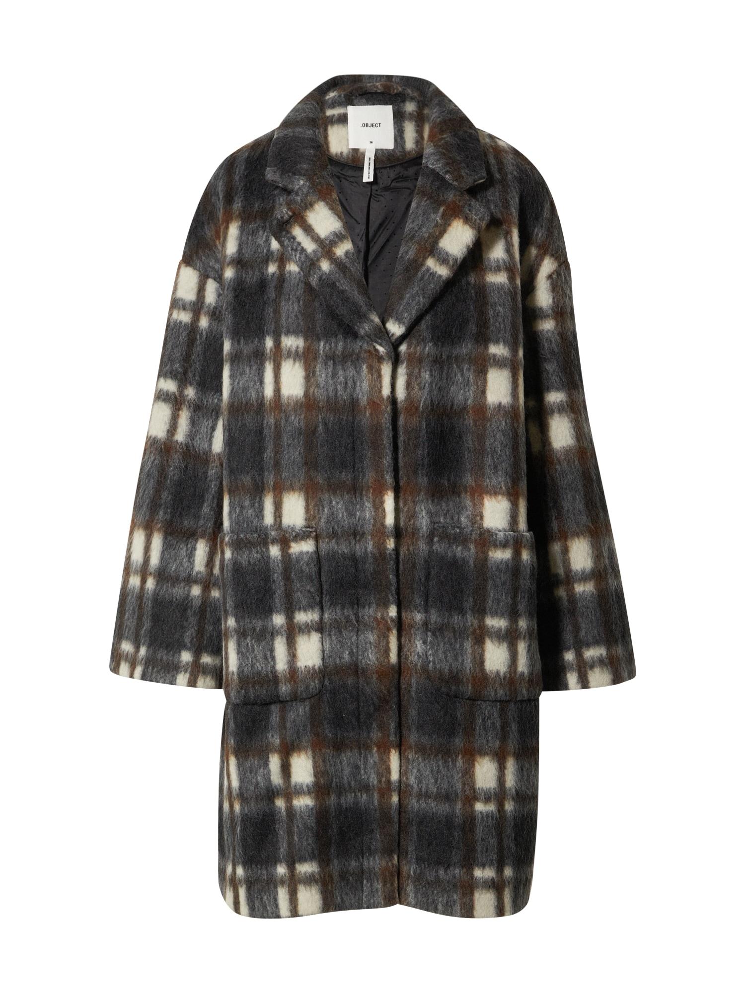 OBJECT Demisezoninis paltas