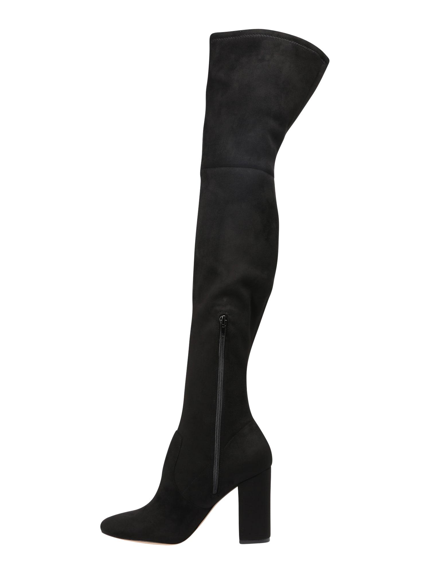 ALDO, Damen Overknee laarzen MAEDE, zwart
