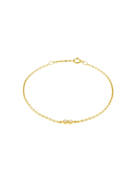 Armbaender für Frauen - ID Fine Capella Armband gold  - Onlineshop ABOUT YOU