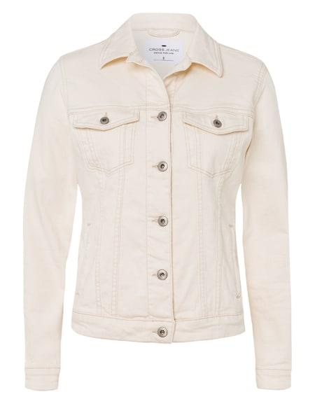 Jacken - Jeansjacke › cross jeans › beige  - Onlineshop ABOUT YOU