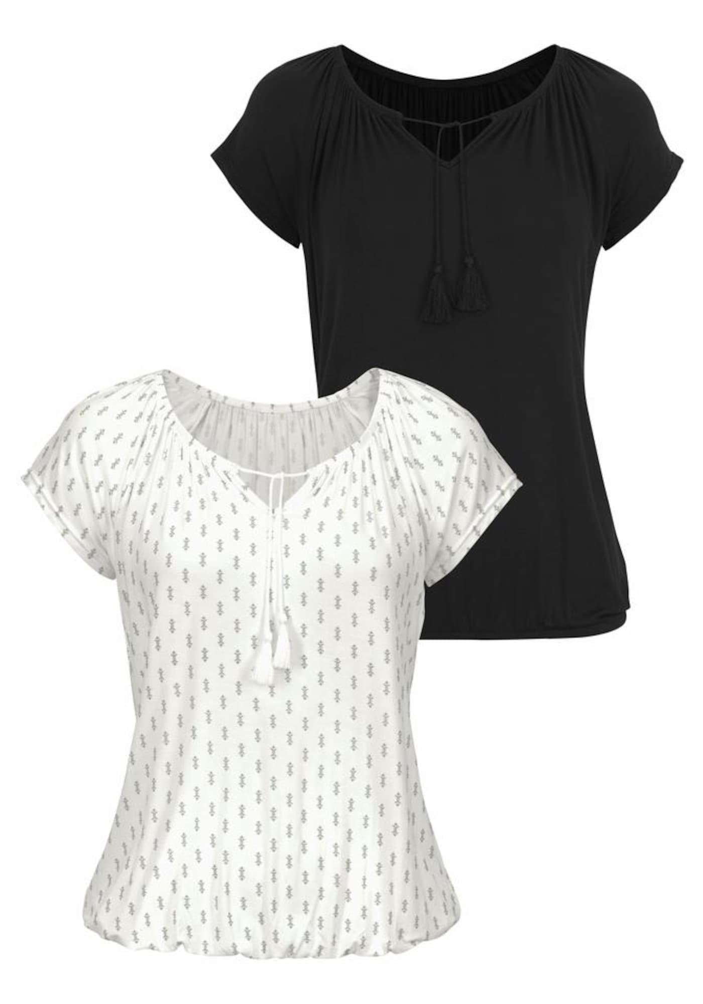 VIVANCE Marškinėliai balta
