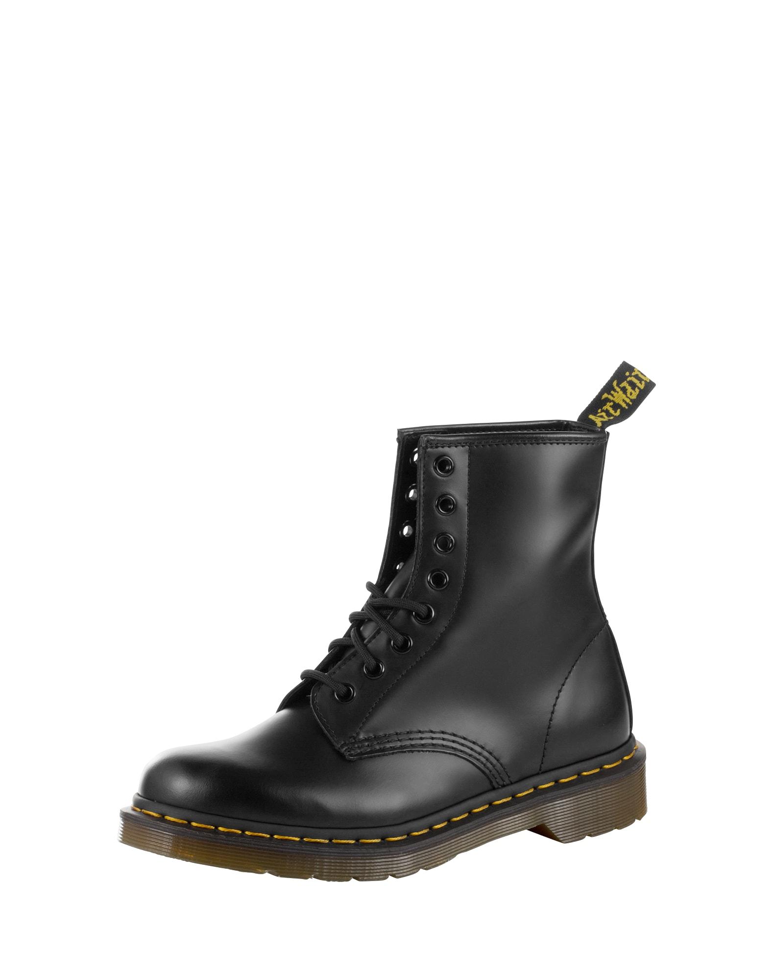 Šněrovací boty 1460 černá Dr. Martens