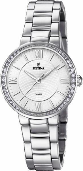 Uhren für Frauen - FESTINA Quarzuhr »F20220 1« silber  - Onlineshop ABOUT YOU