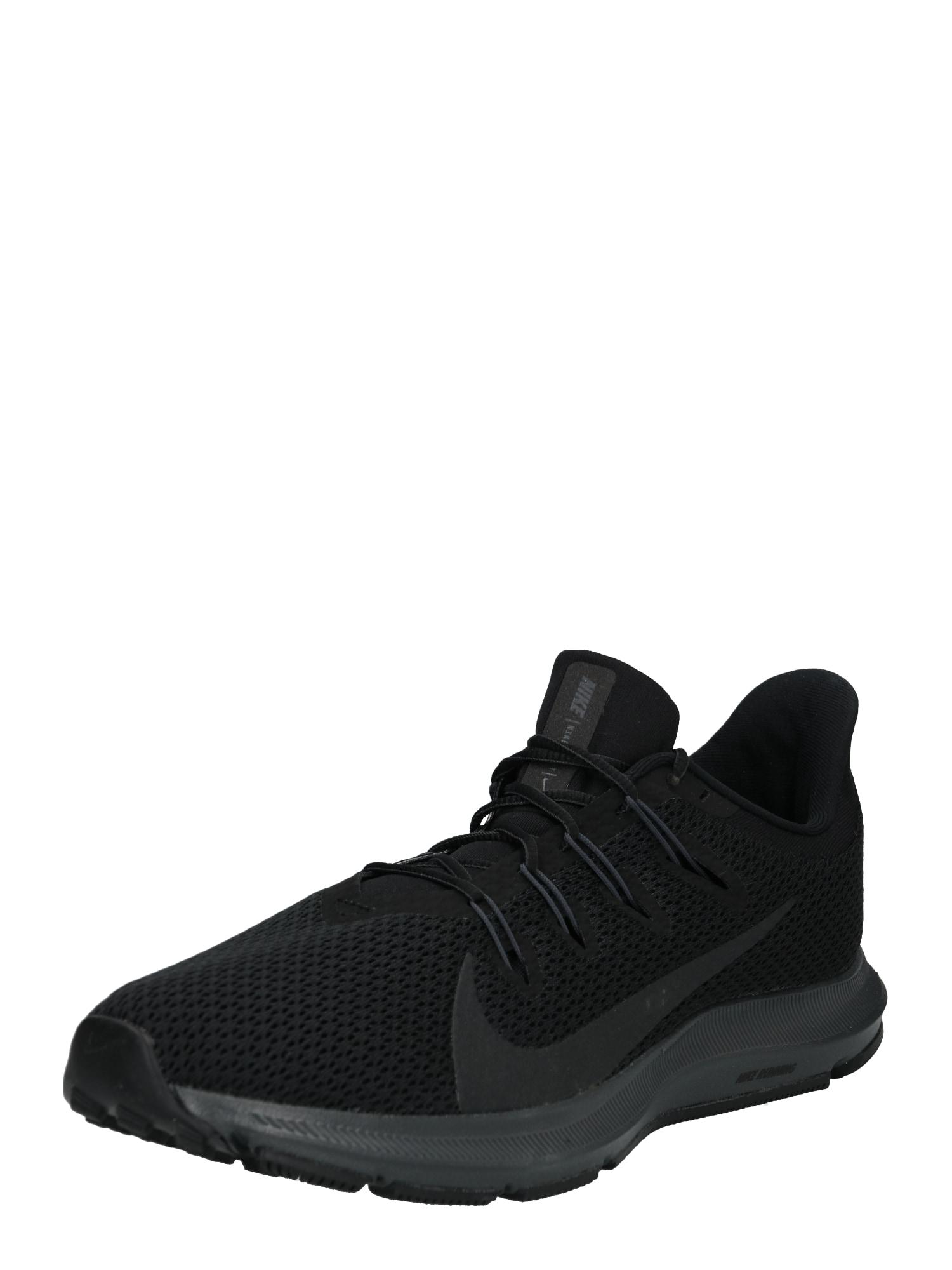 Běžecká obuv QUEST 2 antracitová černá NIKE