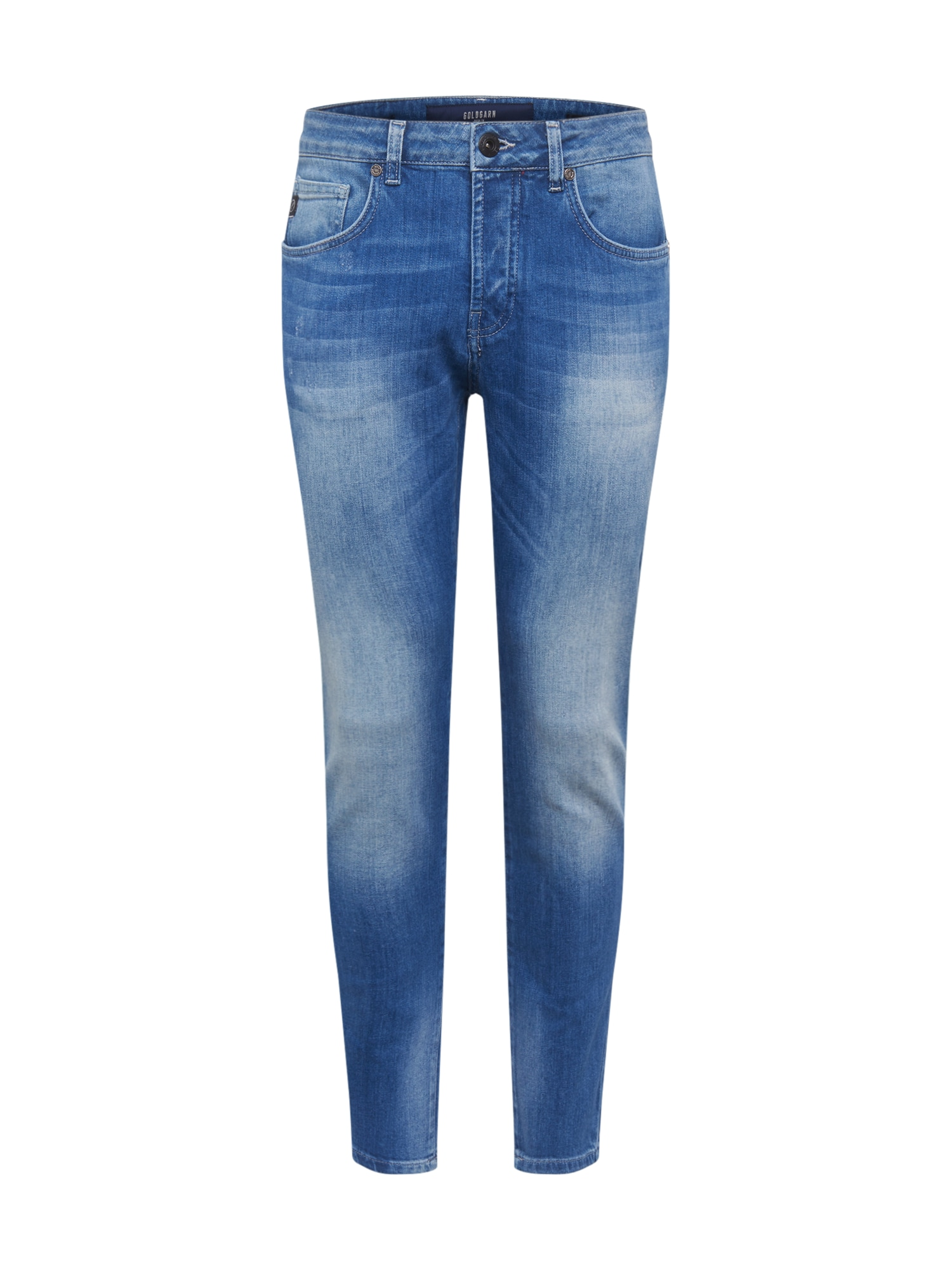 Goldgarn Džinsai tamsiai (džinso) mėlyna