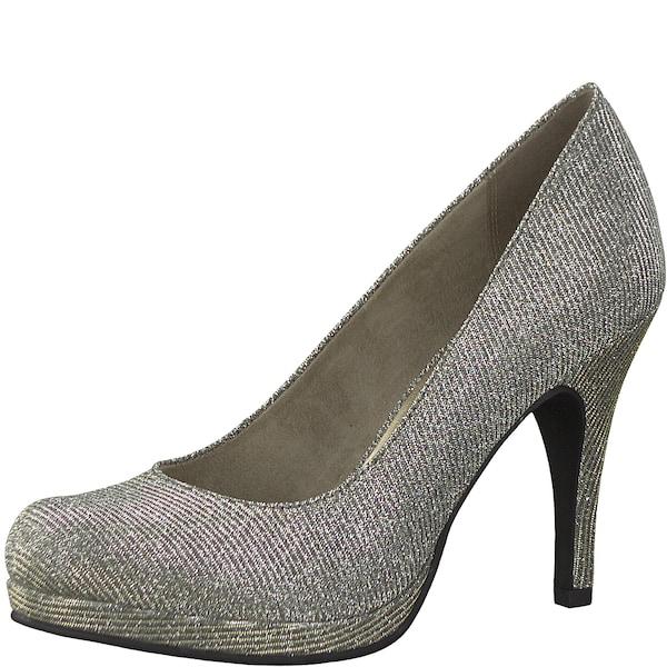 Highheels für Frauen - TAMARIS High Heels 'Standard' platin  - Onlineshop ABOUT YOU