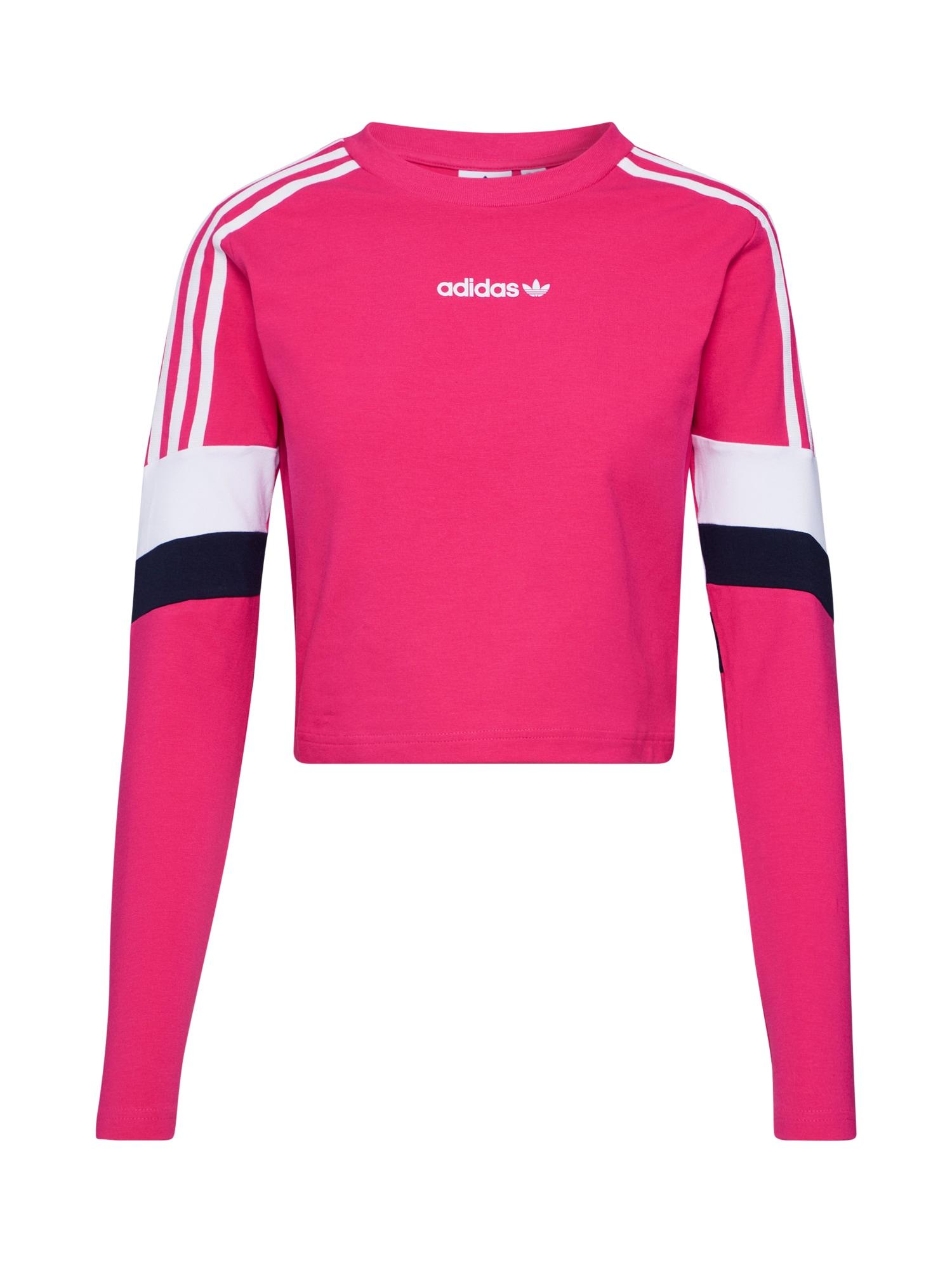 ADIDAS ORIGINALS Marškinėliai rožinė