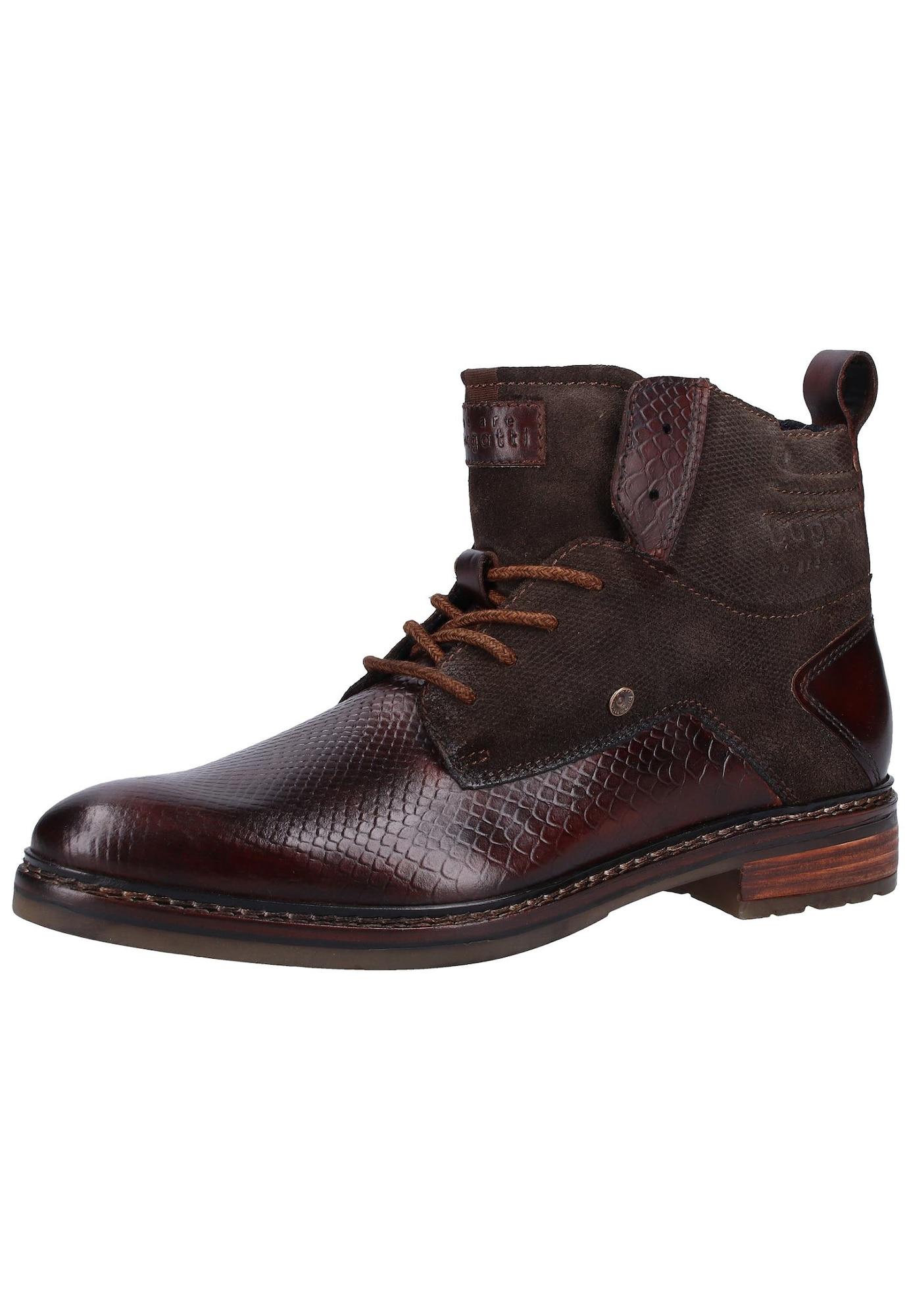 bugatti Suvarstomieji batai tamsiai ruda