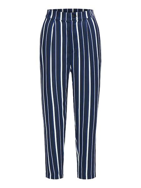 Hosen - Hose 'Pants Poppy' › BROADWAY NYC FASHION › dunkelblau weiß  - Onlineshop ABOUT YOU