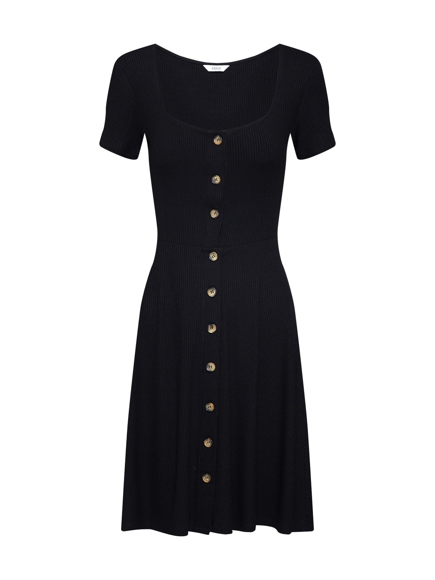 Letní šaty WIMBLEY černá Envii