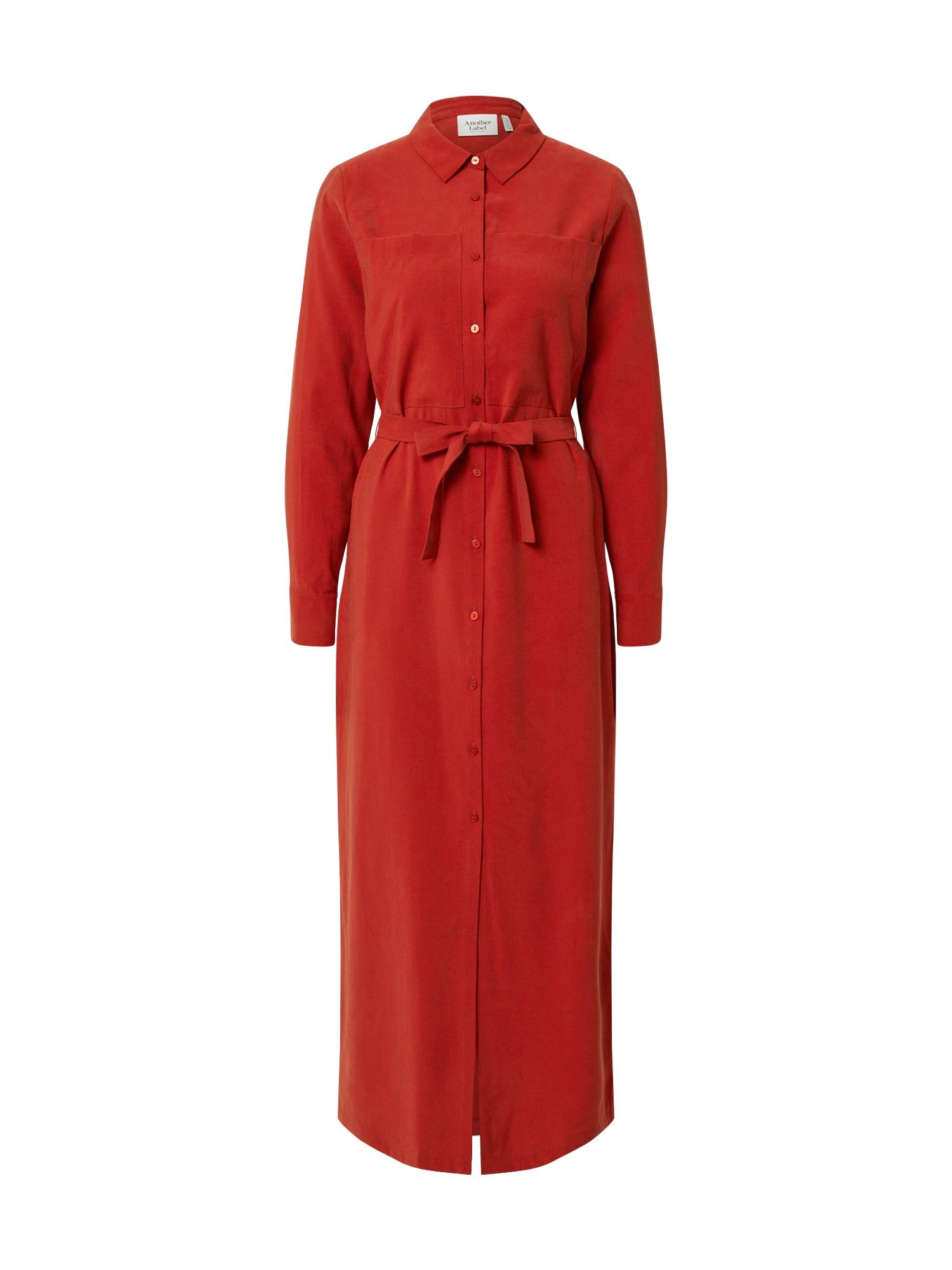 Another Label Palaidinės tipo suknelė 'Aelicia' oranžinė-raudona