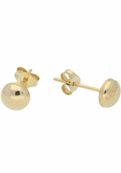 Ohrringe für Frauen - FIRETTI Paar Ohrstecker gold  - Onlineshop ABOUT YOU