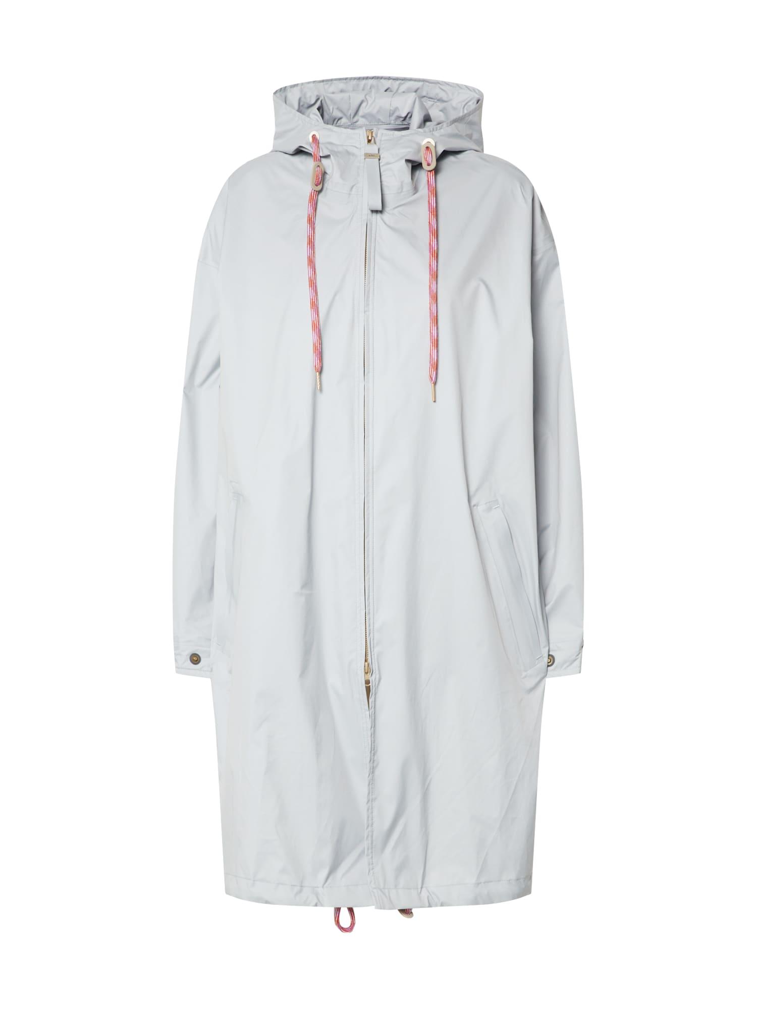 g-lab Rudeninis-žieminis paltas 'SONAR' balta