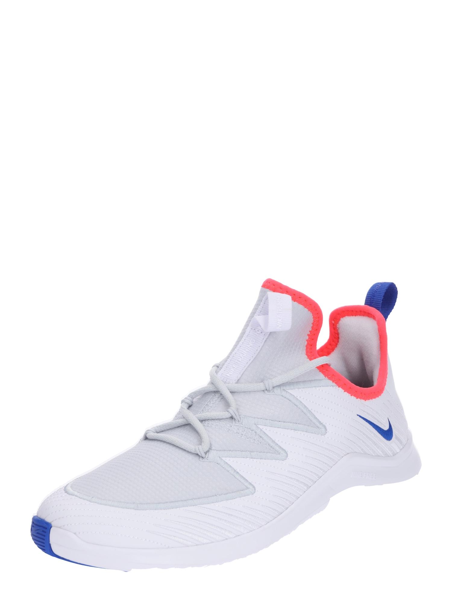 Sportovní boty Nike Free TR 9 bílá NIKE