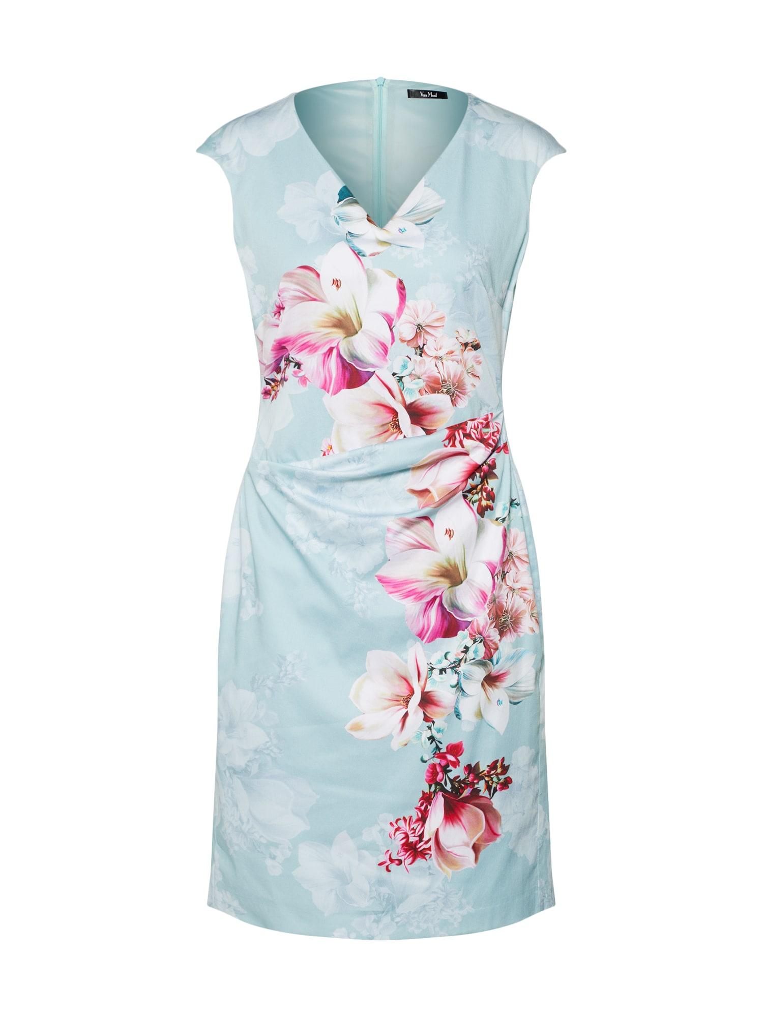 Šaty světlemodrá růže Vera Mont