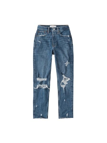 Hosen - Jeans 'DARK DEST' › Abercrombie Fitch › blue denim  - Onlineshop ABOUT YOU