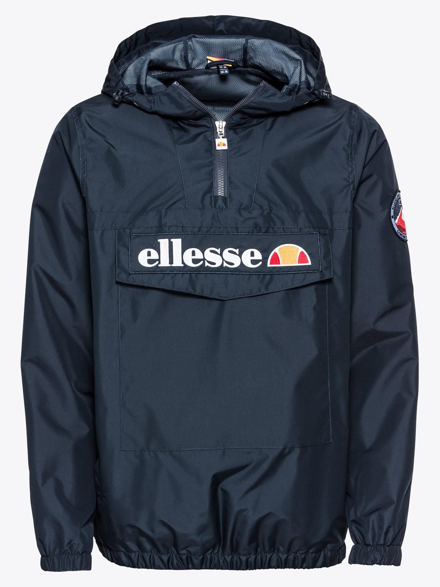 ELLESSE Prechodná bunda  zmiešané farby / námornícka modrá
