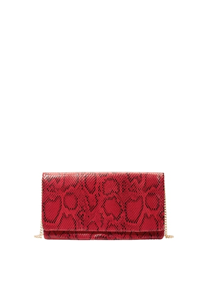 Clutches - Clutch › S.Oliver RED LABEL › rot schwarz  - Onlineshop ABOUT YOU