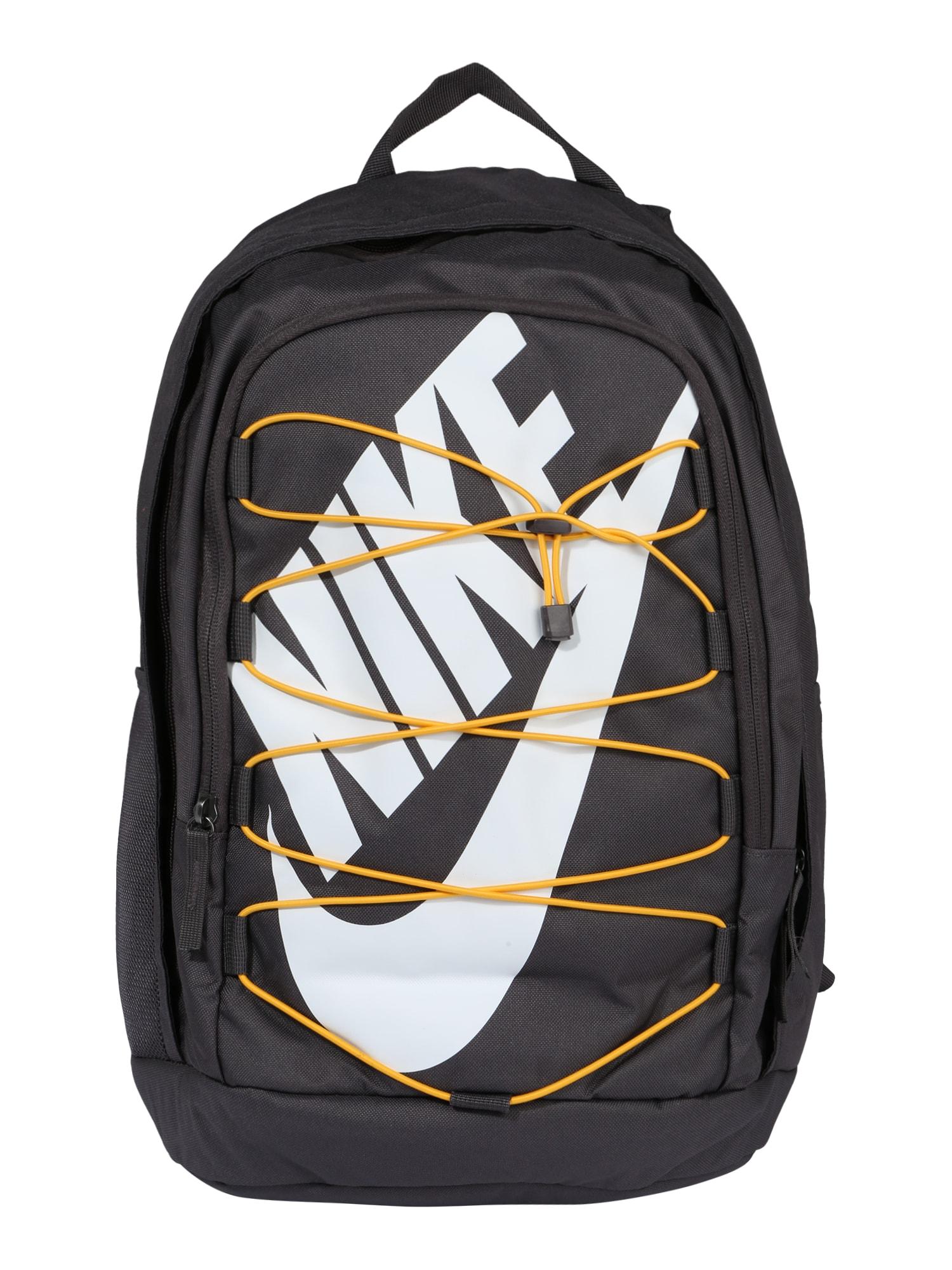 Nike Sportswear Batoh 'NK HAYWARD BKPK - 2.0'  bílá / šedá / žlutá