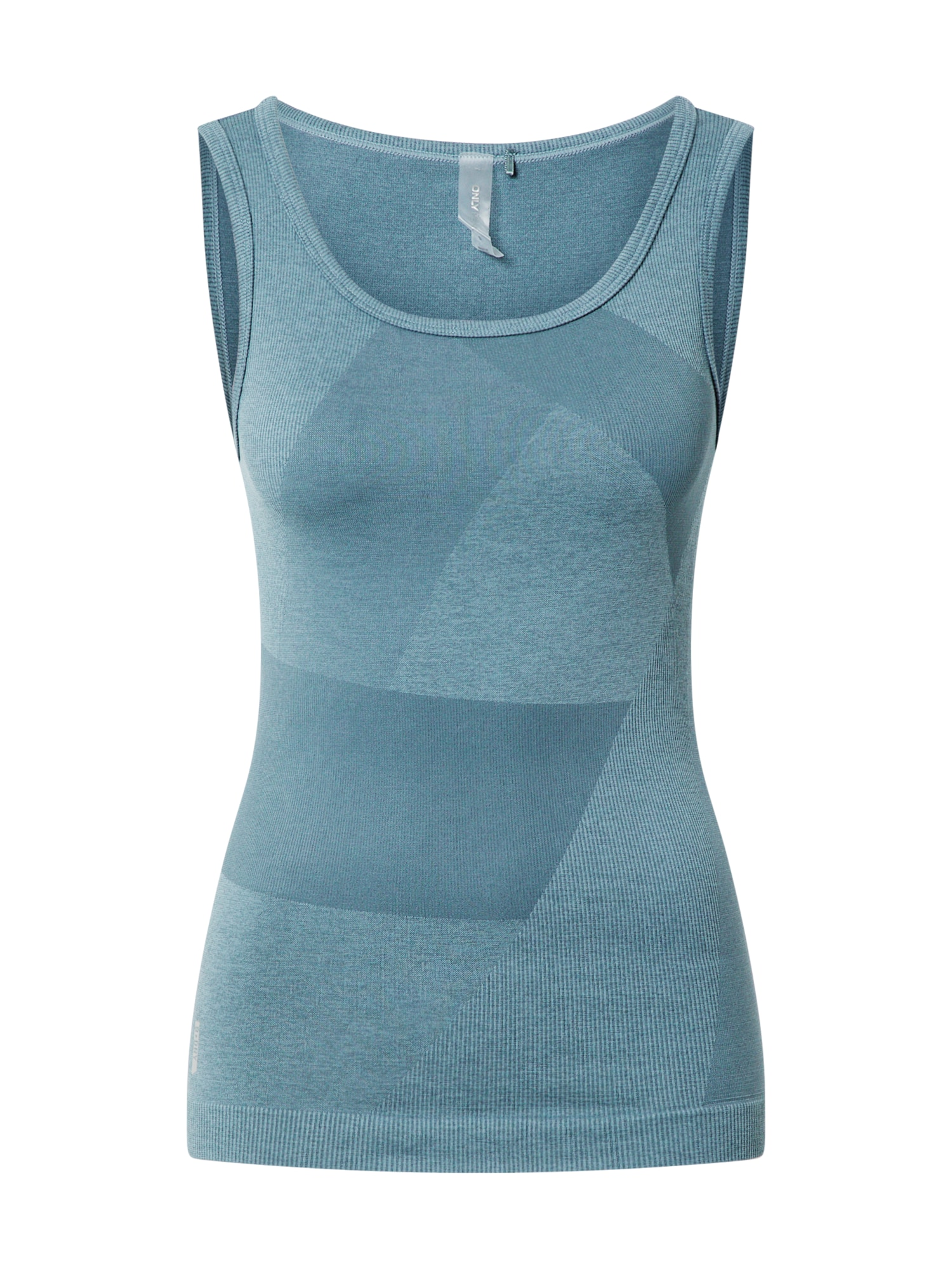 ONLY PLAY Sportiniai marškinėliai be rankovių mėlyna dūmų spalva / mėlyna