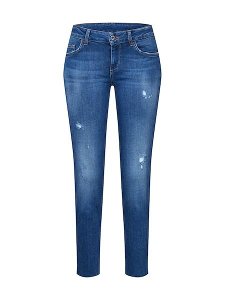 Hosen - Jeans 'ECS B.UP IDEAL REG.W.' › LIU JO JEANS › blue denim  - Onlineshop ABOUT YOU
