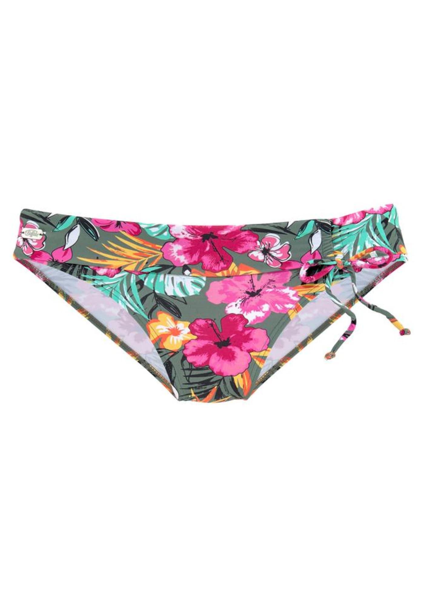 BUFFALO Bikinio kelnaitės mišrios spalvos