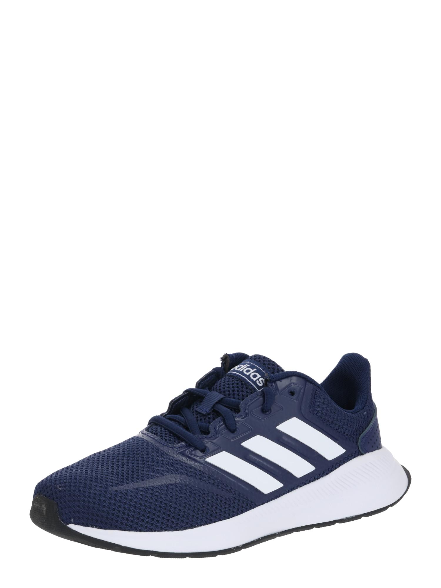 ADIDAS PERFORMANCE Sportiniai batai tamsiai mėlyna / balta