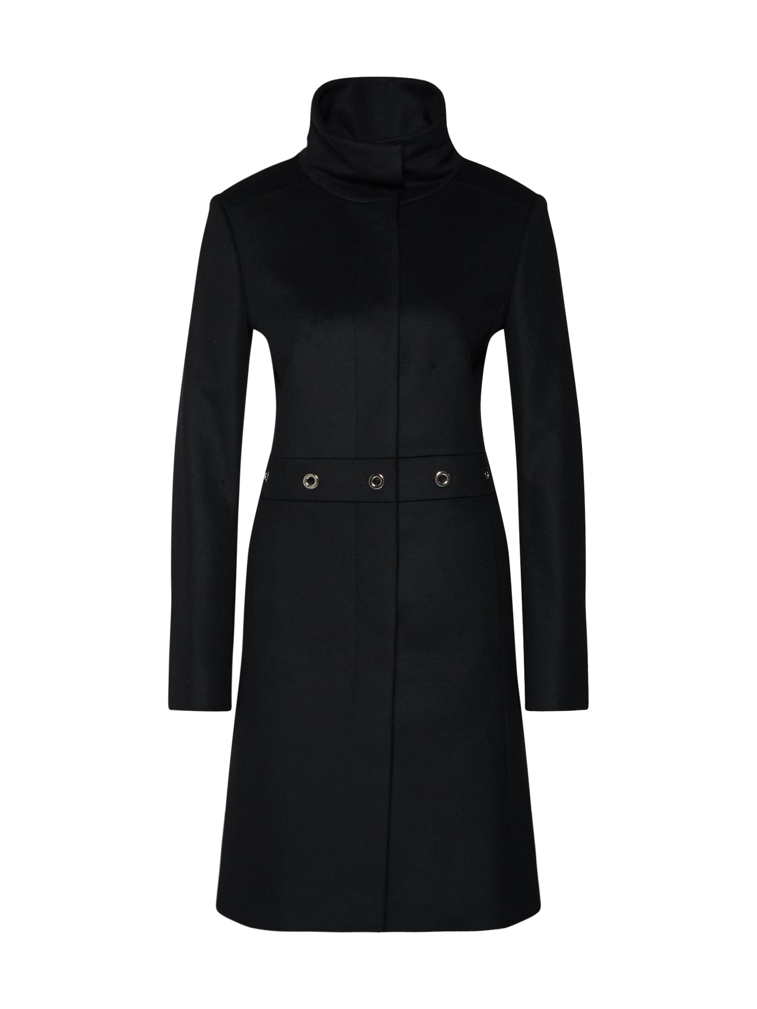 Zimní kabát Merla černá HUGO