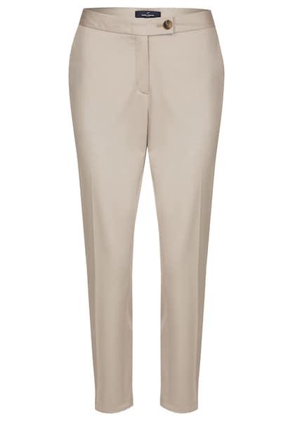 Hosen für Frauen - DANIEL HECHTER Hose beige  - Onlineshop ABOUT YOU