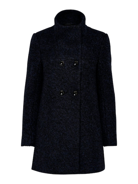 Jacken für Frauen - Mantel 'Sophia' › ONLY › navy  - Onlineshop ABOUT YOU