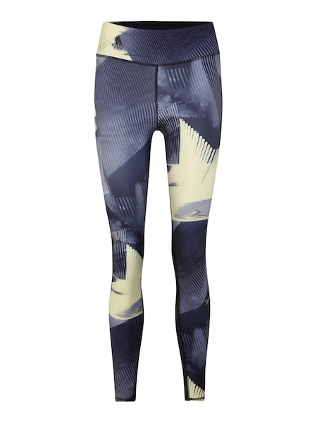 Hosen - Tights 'RE TIGHT AOP' › Reebok › dunkellila  - Onlineshop ABOUT YOU