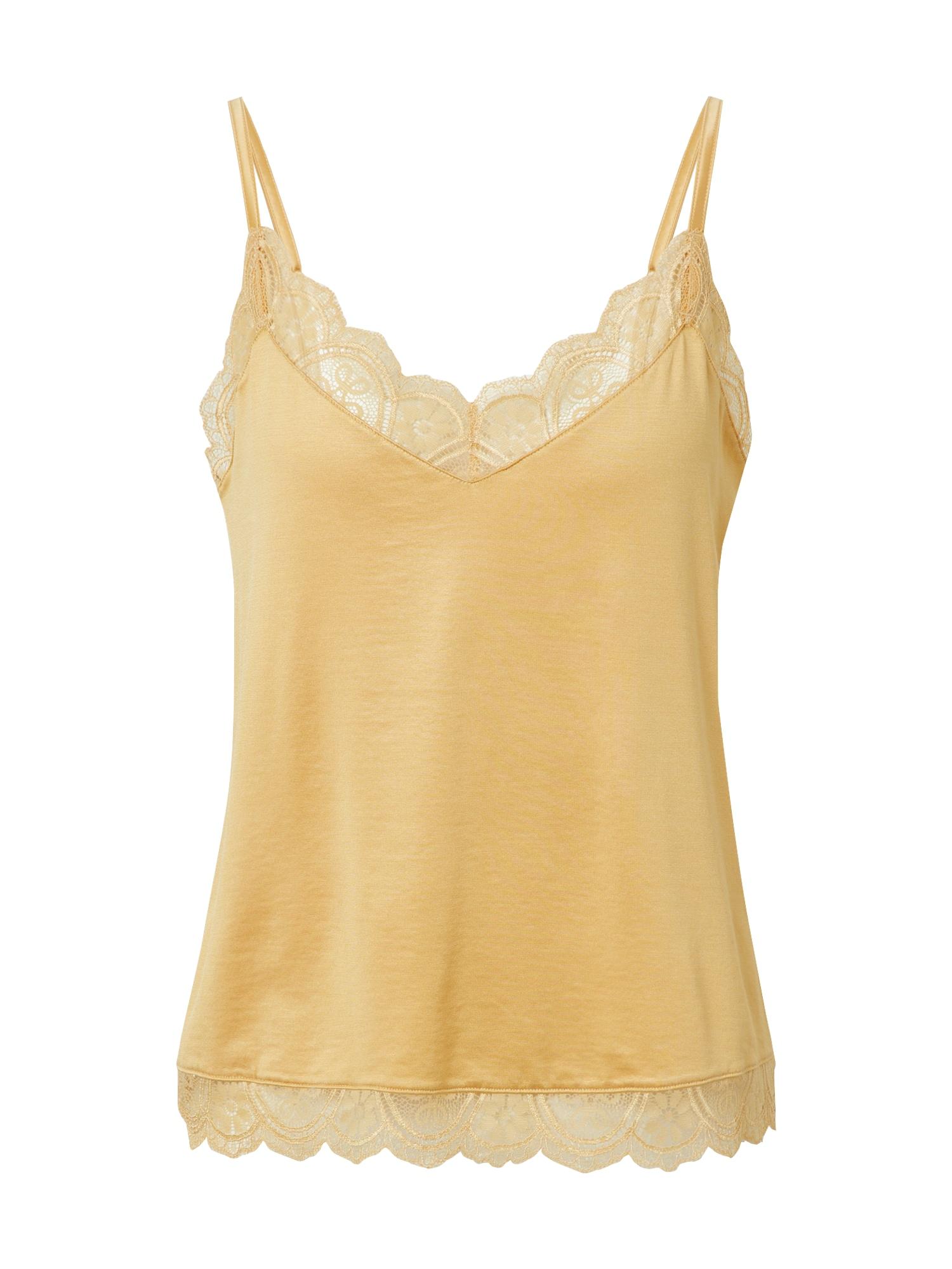 Mey Apatiniai marškinėliai geltona
