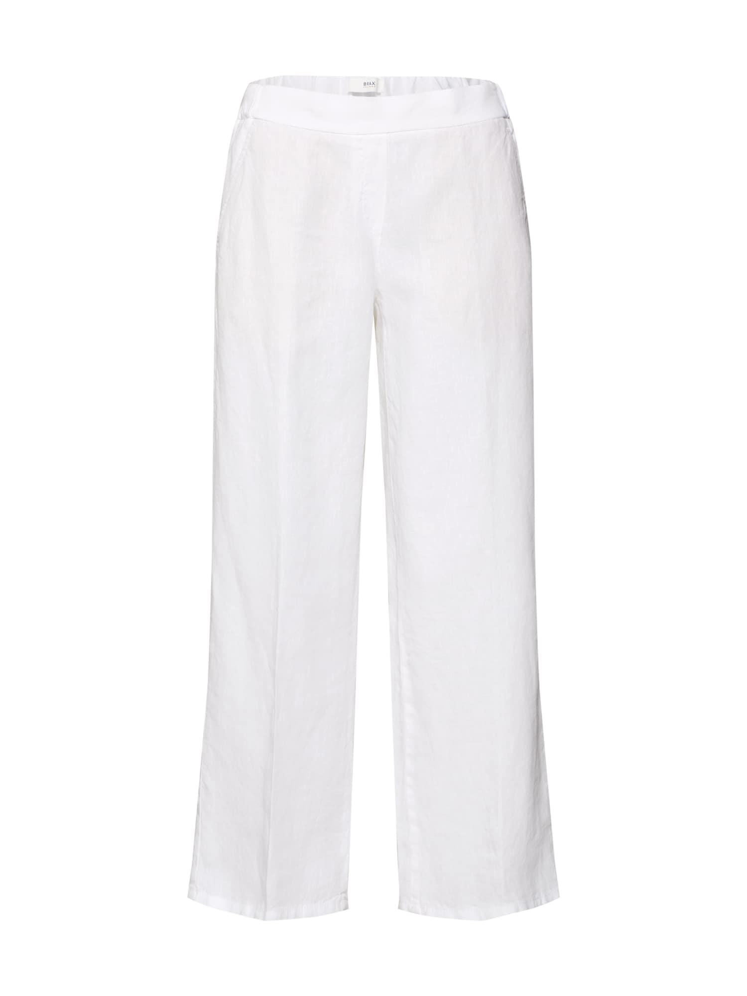 Kalhoty Maine S bílá BRAX