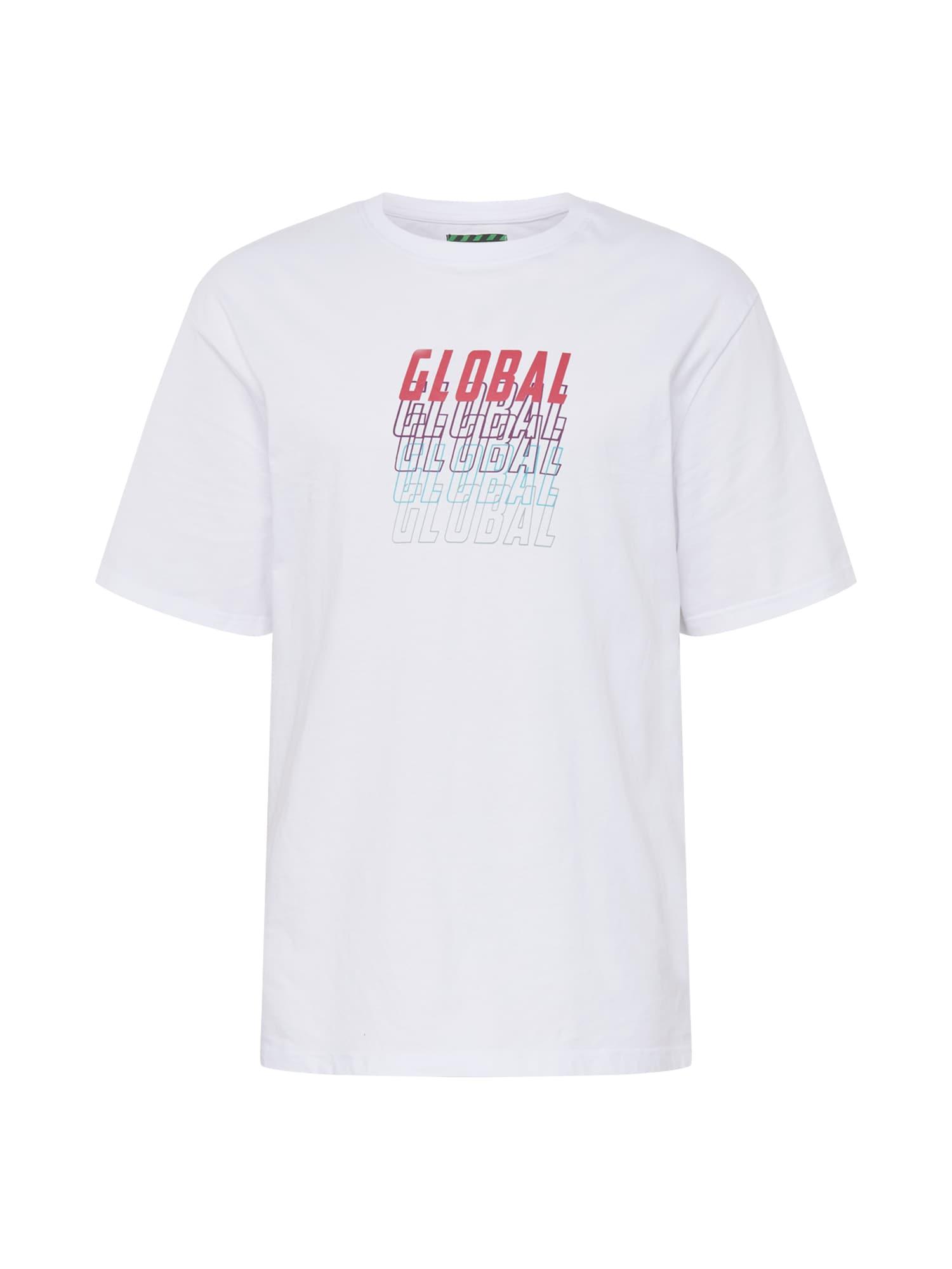 Urban Threads Marškinėliai balta / mišrios spalvos