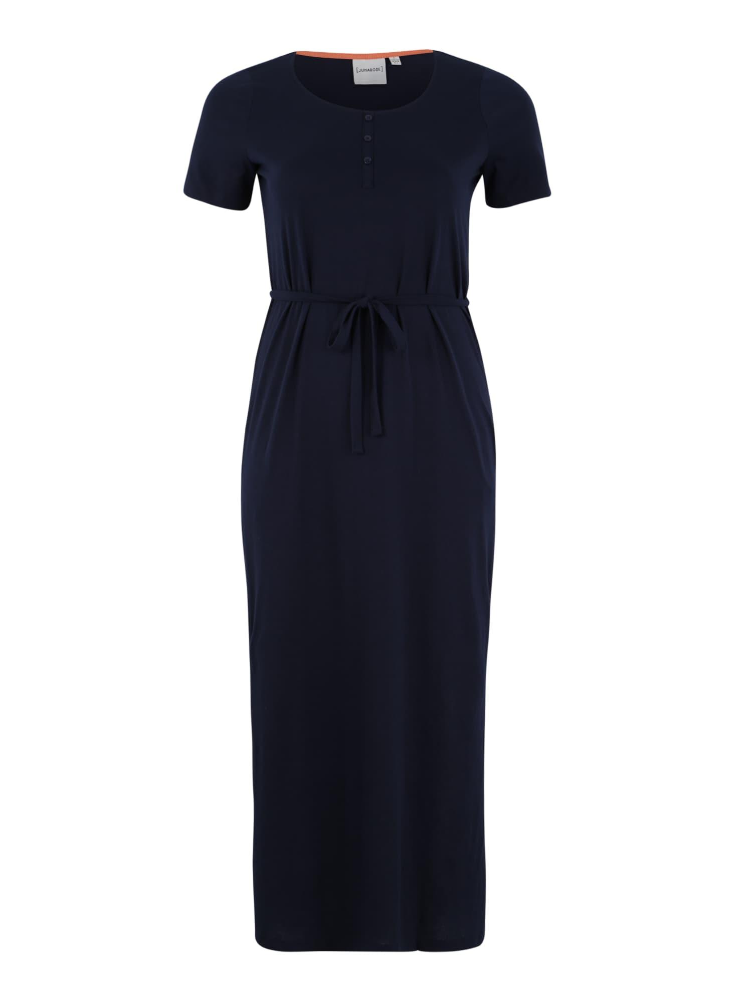 Šaty MARBELLE námořnická modř Junarose
