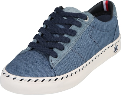 TOMMY HILFIGER Sneaker im Canvas-Look