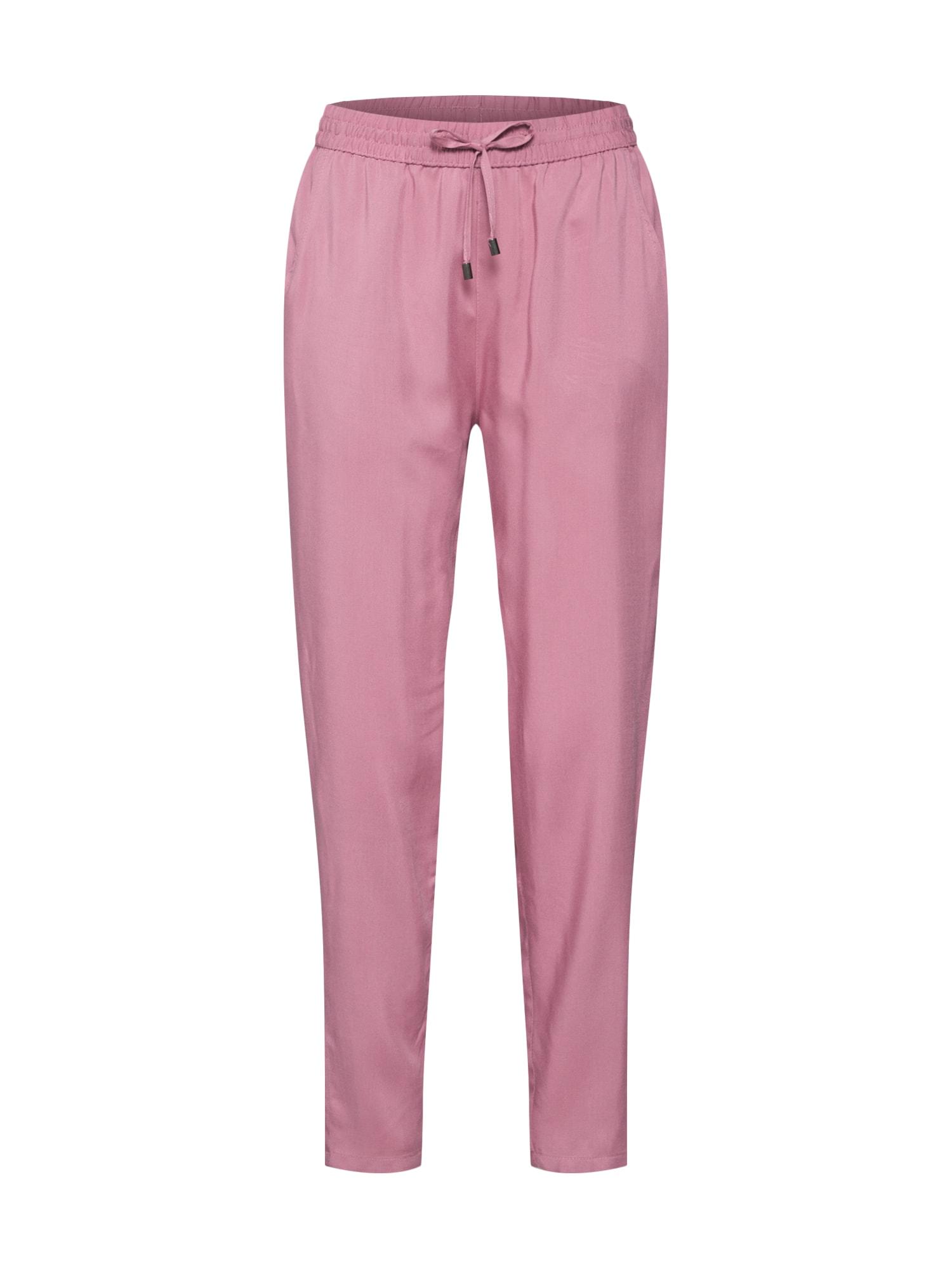 Kalhoty Hose Plain bledě fialová Sublevel
