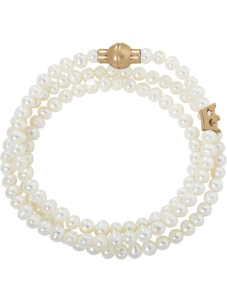 Armbaender - Armband › Sence Copenhagen › gold perlweiß  - Onlineshop ABOUT YOU