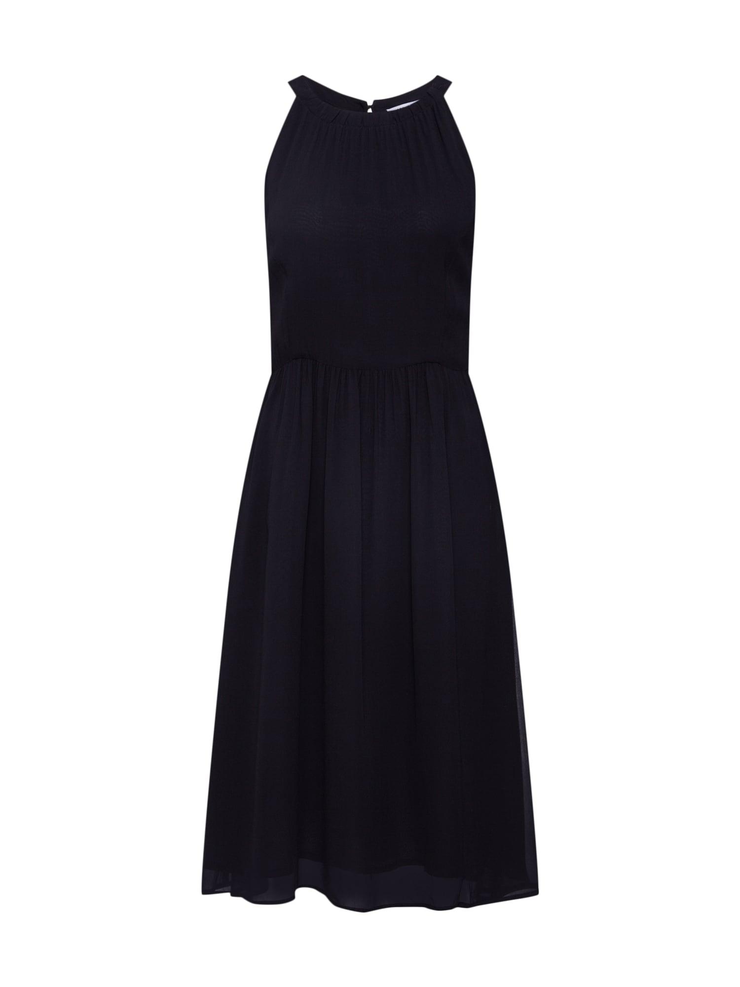 ABOUT YOU Kokteilinė suknelė 'Felize' juoda