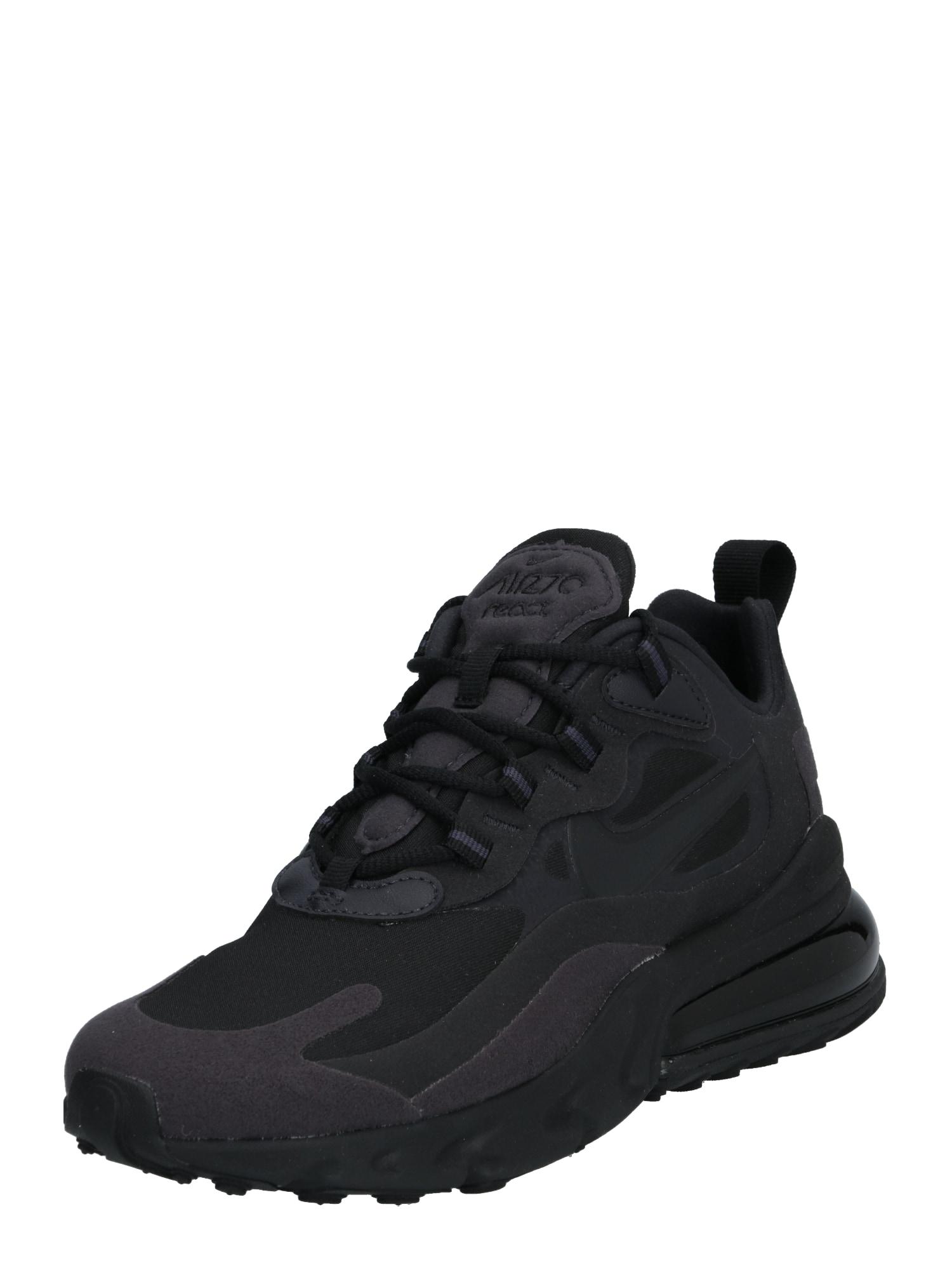 NIKE Sportiniai batai ' Air Max 270 React ' juoda