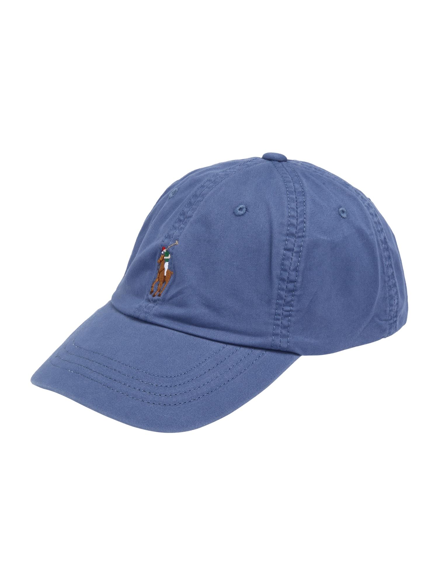 POLO RALPH LAUREN Kepurė mėlyna