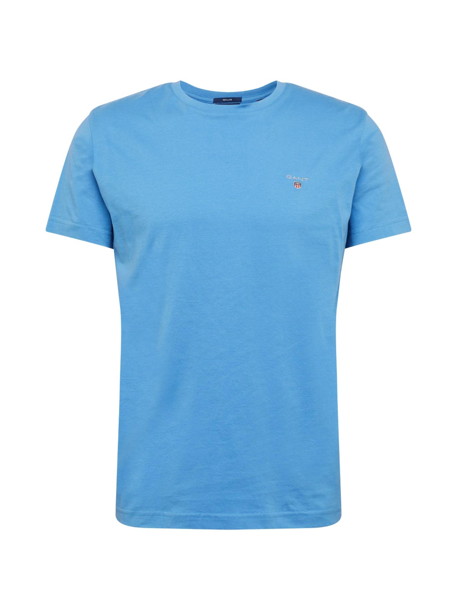 GANT Marškinėliai mėlyna