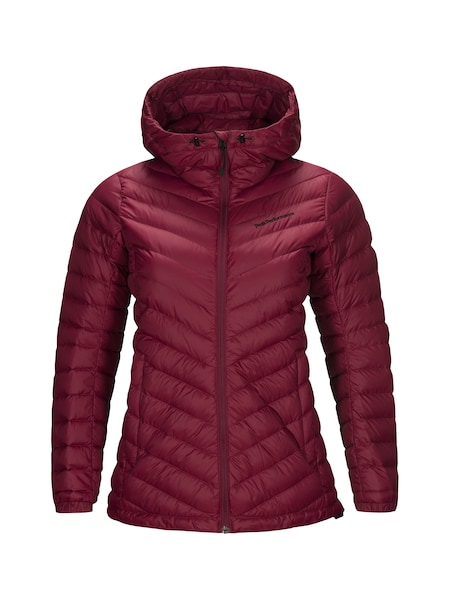 Jacken - Outdoorjacke 'WFROST DH' › PEAK PERFORMANCE › beere  - Onlineshop ABOUT YOU