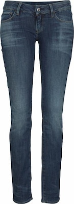 G-STAR RAW Low-Rise Jeans '3301' im Skinny-Fit