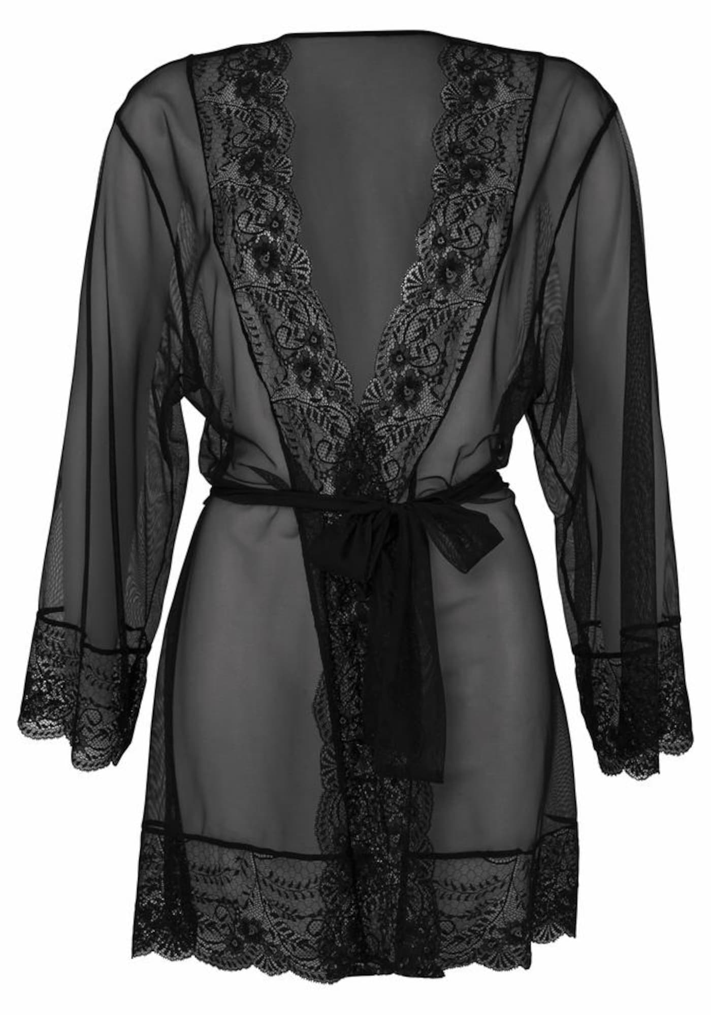 LASCANA Kimono juoda