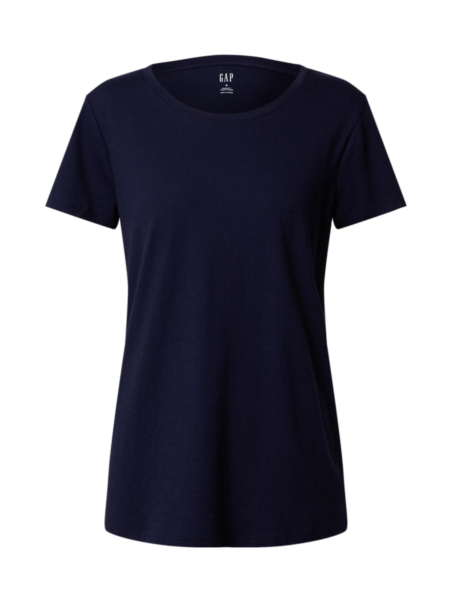 GAP Marškinėliai 'V-SS FAV CREW' mėlyna