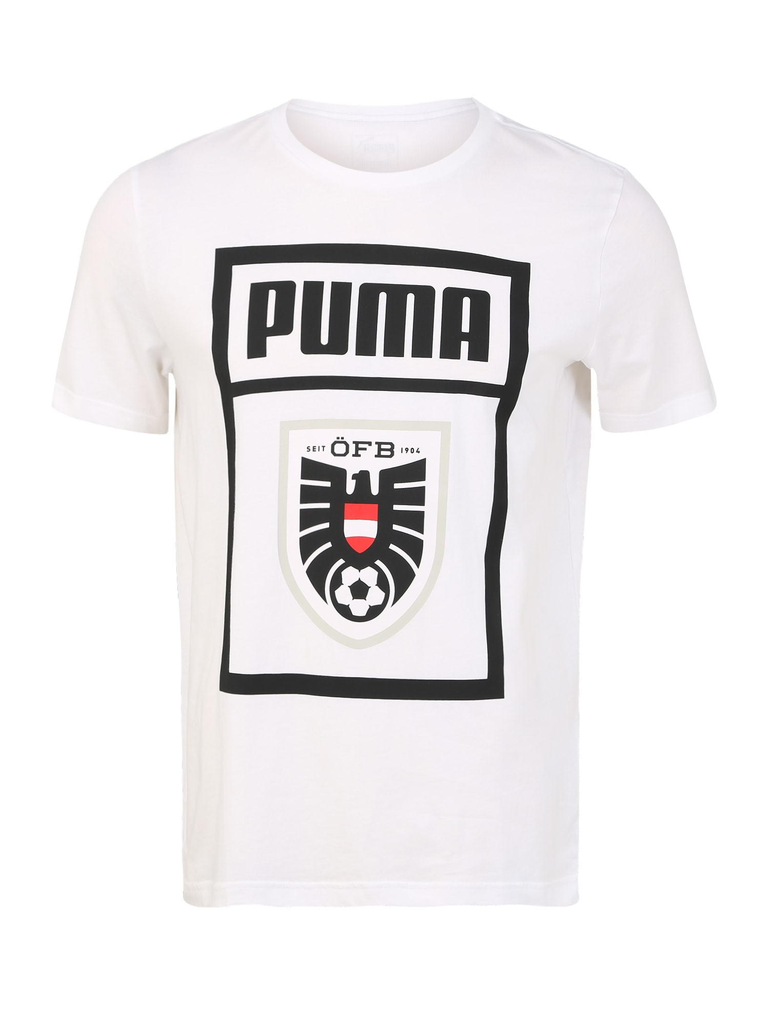 PUMA Sportiniai marškinėliai 'ÖFB' balta