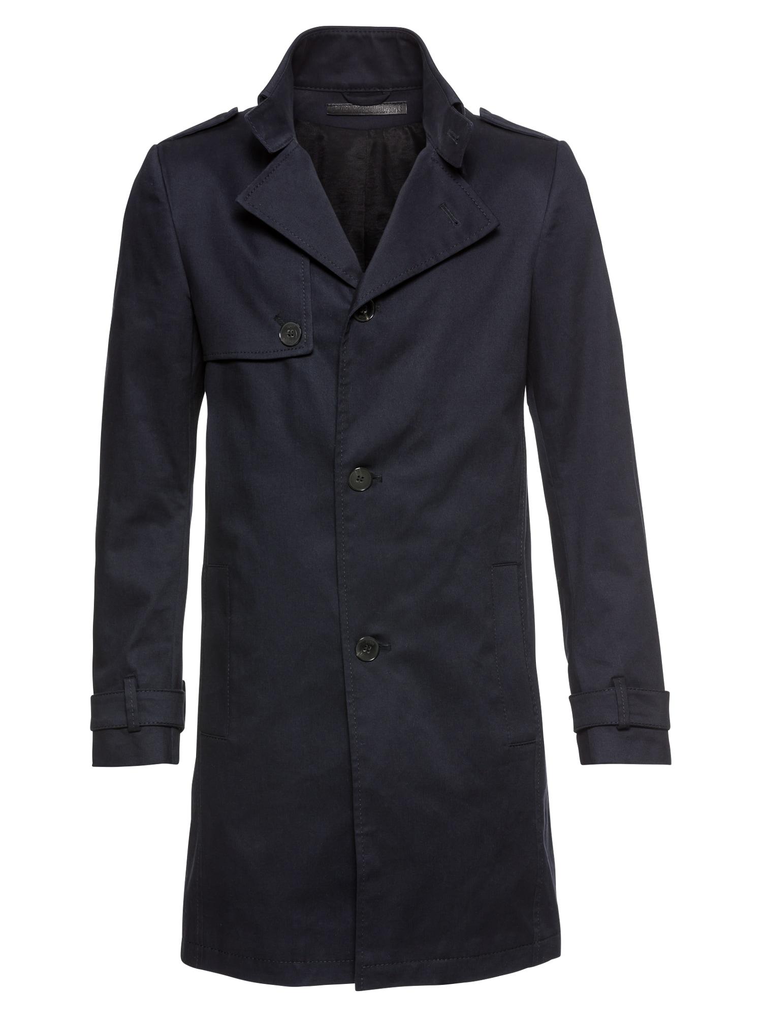 Přechodný kabát SKOPJE 112420 tmavě modrá DRYKORN