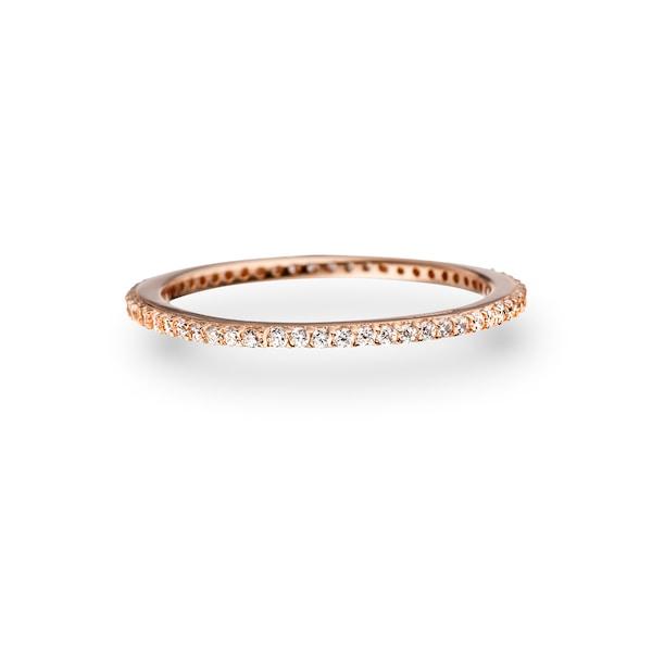 Ringe - Ring › Glanzstücke München › rosegold  - Onlineshop ABOUT YOU